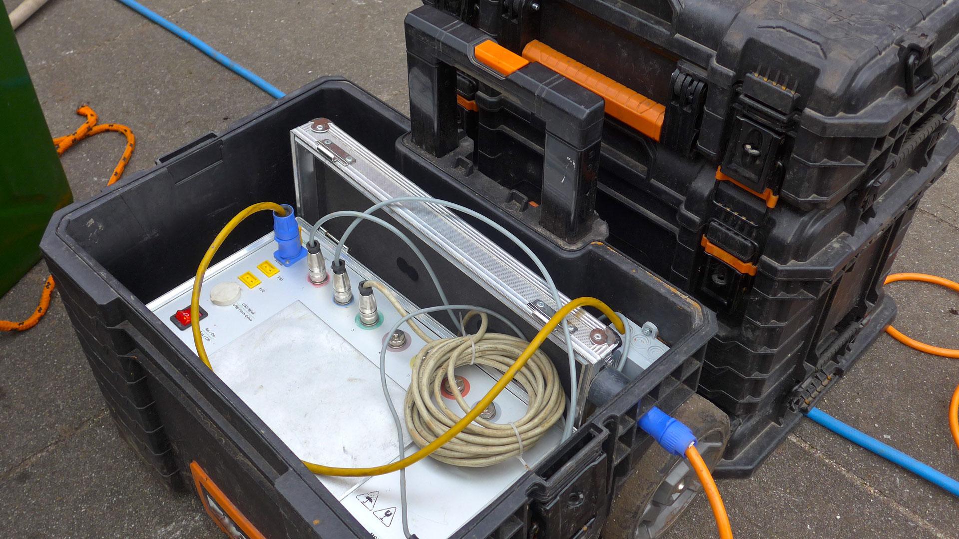 moderne technik kanalsanierung